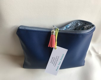 SALE! Navy Blue Purse