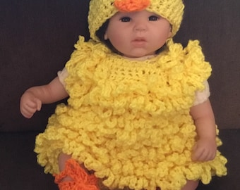 99a74e46d94f Baby chick costume