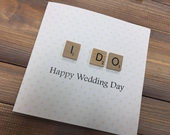 Wedding Card, wedding day card