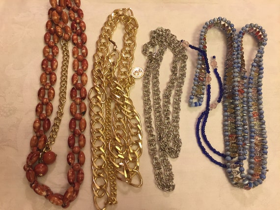 Chain Belts   Chunky Belts   Retro Belts