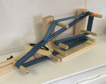 John Day Inkle Loom, Inkle Weaving, Band Loom