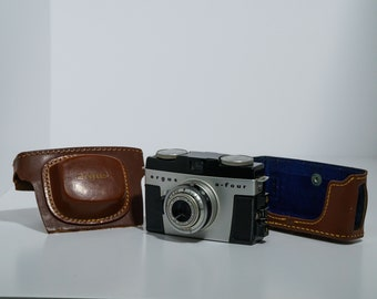 8 Vintage and Semi Vintage Camera Collection