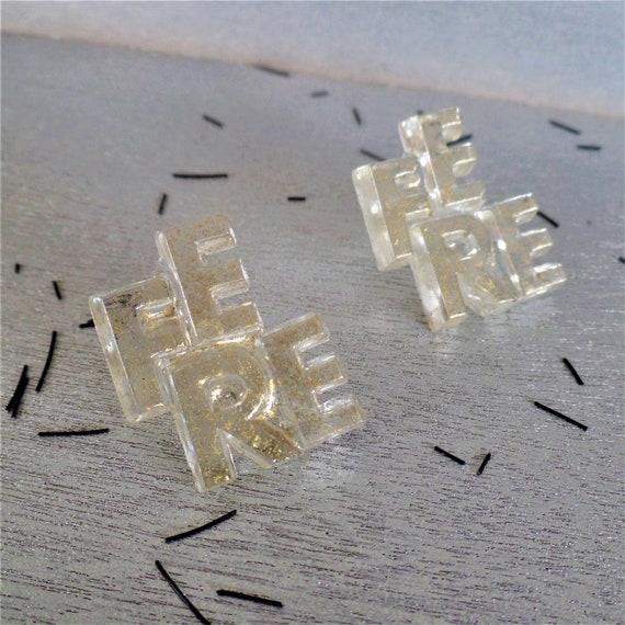FREE Stud Earrings