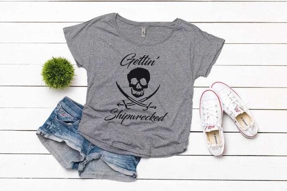 Kelly Green Mens No Fear Skull Wreath T-Shirt