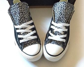 90688472f004 Rhinestone Converse Shoes Women s Bling Converse Shoes