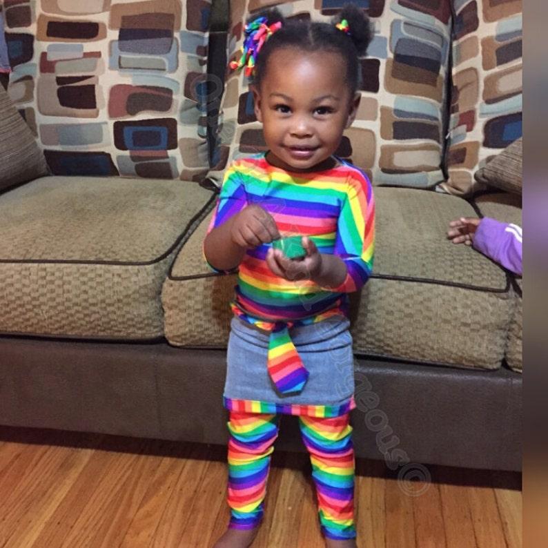 Rainbow Ropes /& Ties