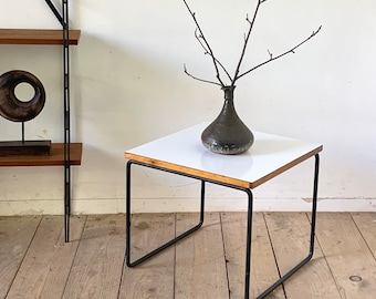 Vintage Pierre Guariche flying coffee table for Steiner