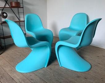 Vintage Verner Panton chairs for Vitra