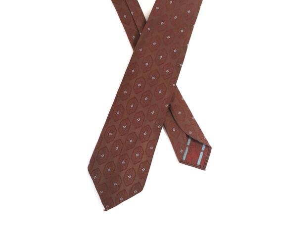 Vintage 1950's 1960's Men's Tie / Vienna Cravats /