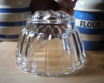 Antique English Pudding Ironstone Mold  Vintage Savory Mould  Ice Cream Mold  Jello Mold
