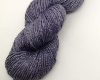 A Stone's Throw - hand dyed worsted weight yarn-Township (218 yards)
