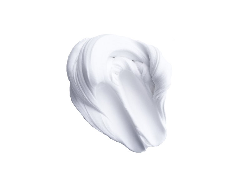 100 Grams White Air Dry Clay, Perfect For Butter Slime photo
