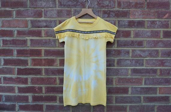 Dad's Tie Dye Dress