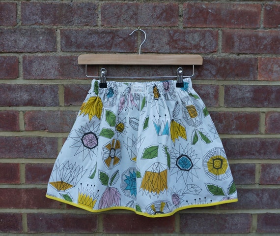 Flower Skirt Age 5-7yrs