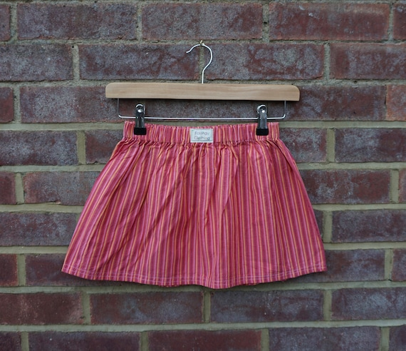 Tamil Nadu Fair Trade Skirt  Age 5-7yrs