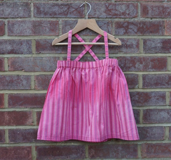 Tamil Nadu Fair Trade Top and Skirt Age 3-5yrs