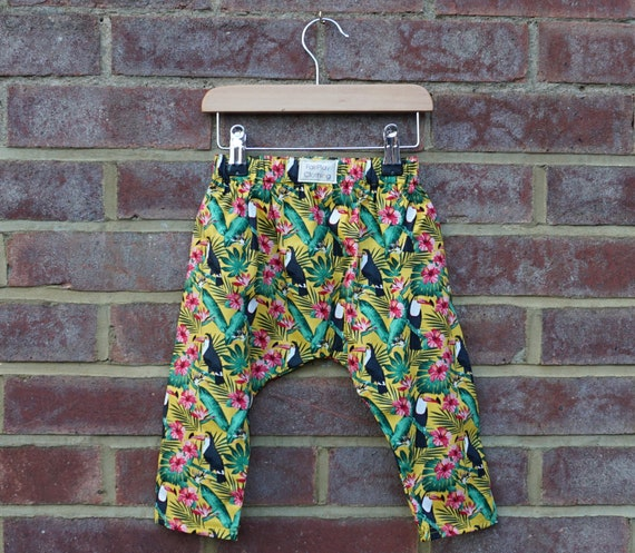 Toucan Trousers Age 0-12m