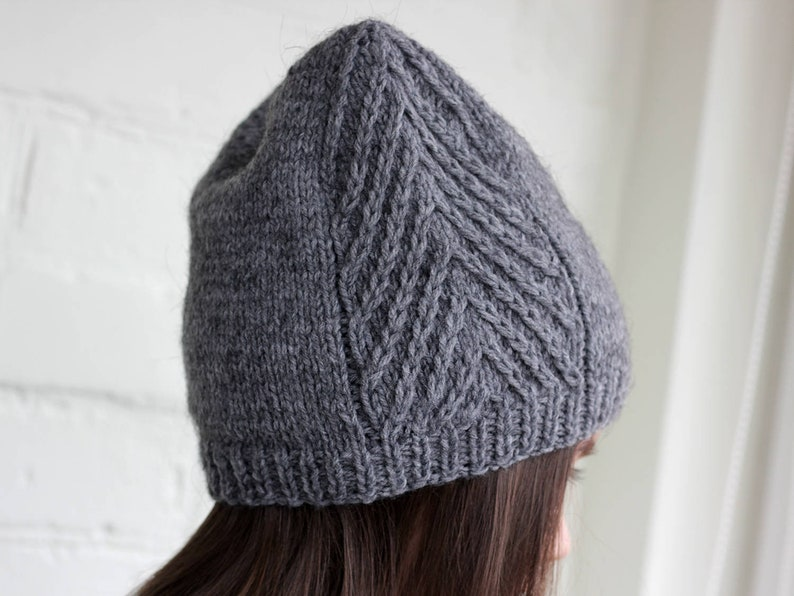 5b0ba2ad25e Slouchy Hats Cat unisex Knit Chunky beanie Men and Women