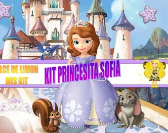princess sofia kit!!