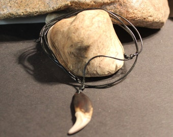 Large Wolf Tooth Necklace Wolf Teeth Necklace Wolf Necklace Wolf Tooth Necklace Adjustable African Native American Wolf Tooth Necklaces wolf