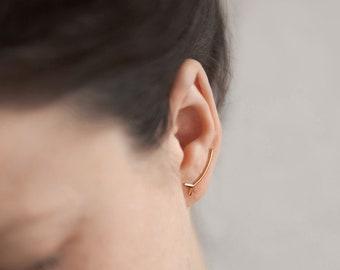 V Shaped Twig Ear Climber