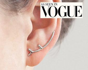 Twig shaped ear Climber