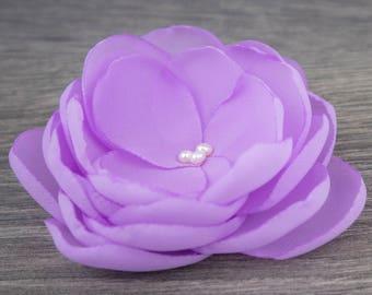 Light Purple Flower Accessory