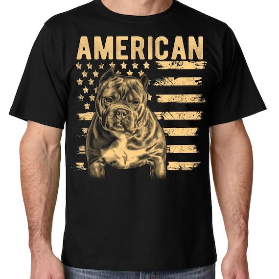 4X big American Bully Pride Bully Shirt men/'s  sizes small 3x 5x big 2x