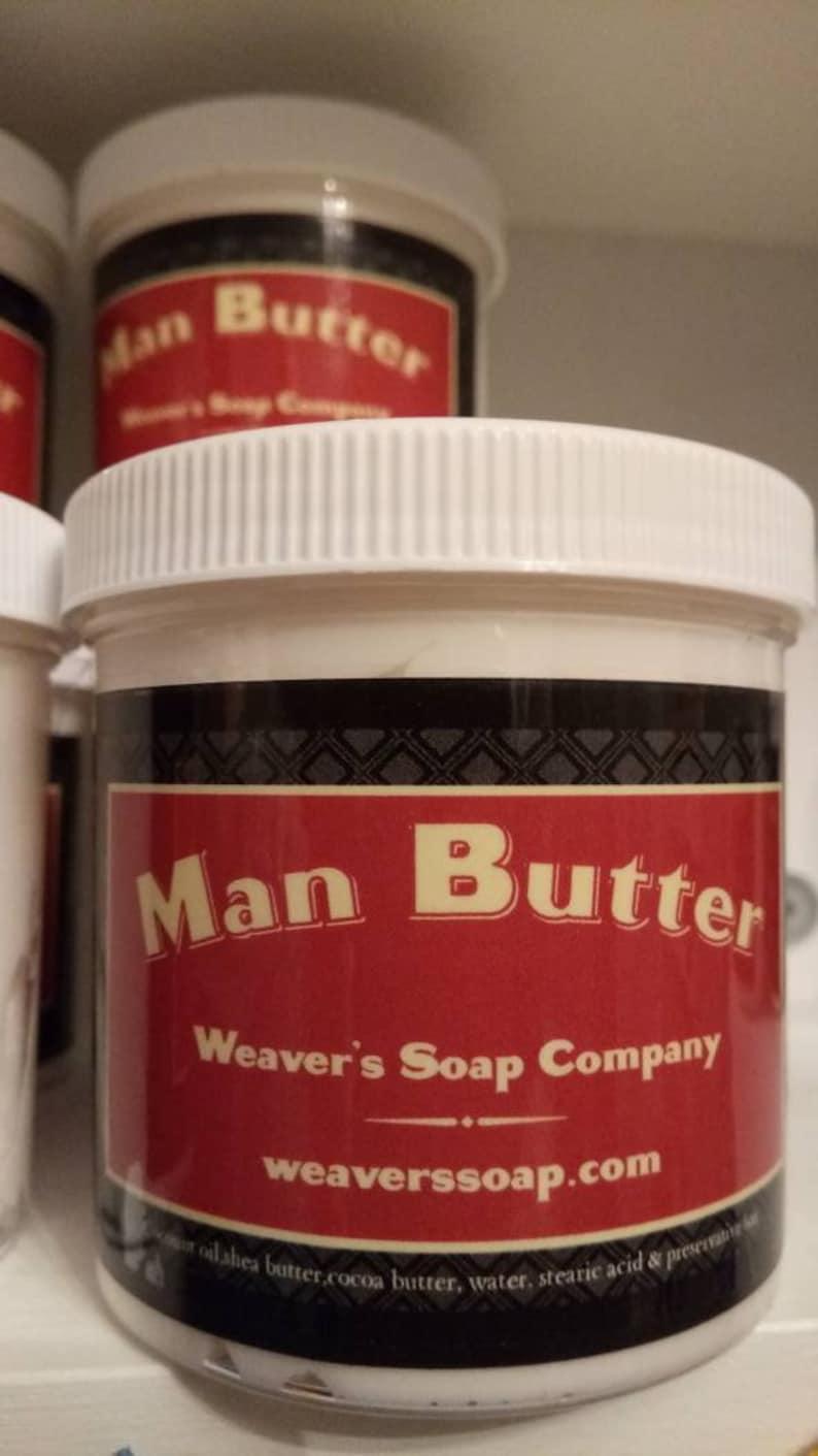 Man butter body butter for men image 0