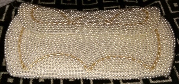 Beaded Japanese Evening Bag