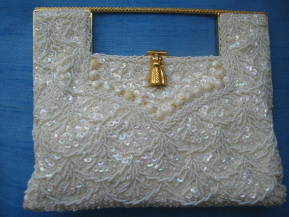 Wedding Ready VTG Evening Bag by Vivant