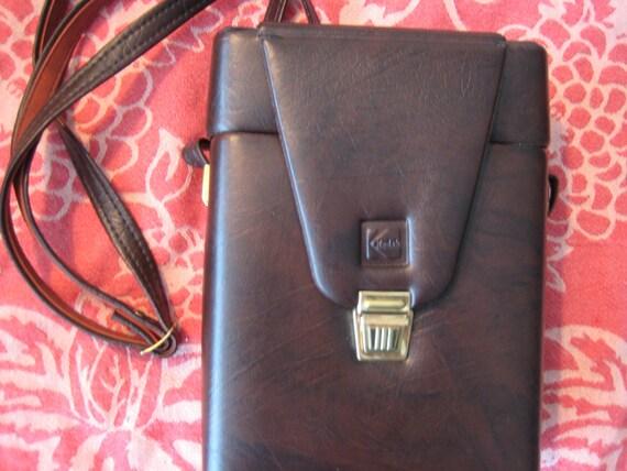 Classic Brown Kodak Bag
