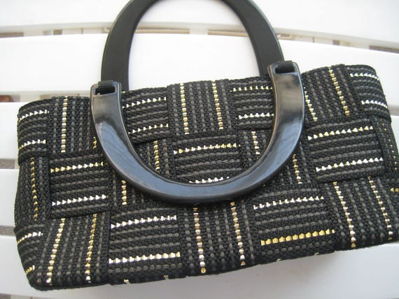 VTG Weave Bag by M & G Bertini