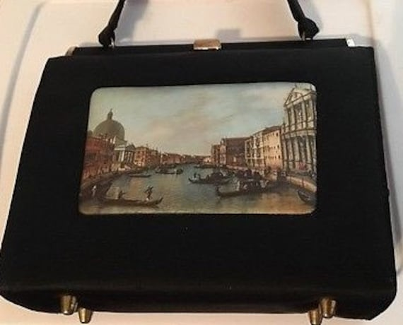 Venice Scene Bag by Stylecraft