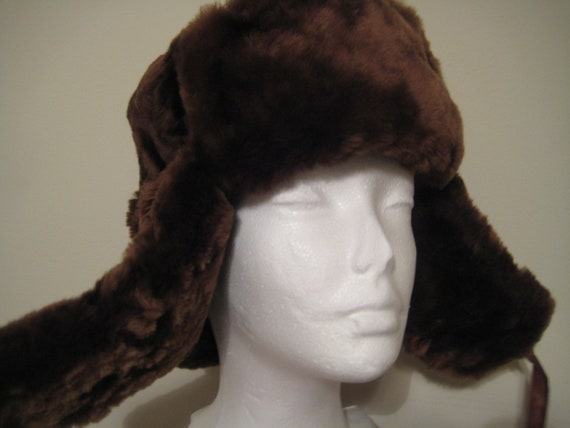 Baltic Rim Brand Faux Fur Hat