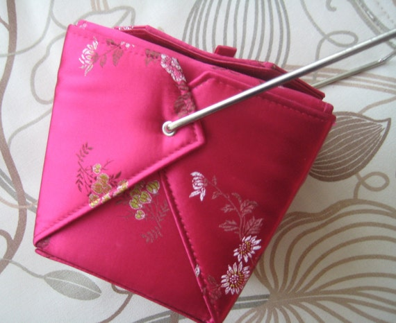 Valerie Stevens Fortune Cookie Box Bag