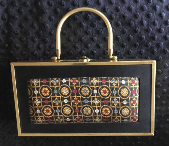 Stunning Box Bag by Stylecraft Miami