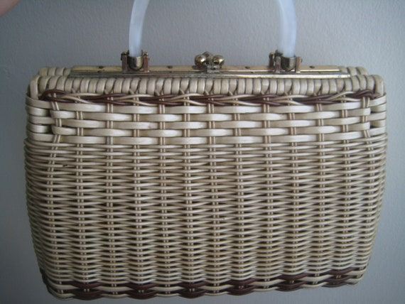 Wicker Perfect Handbag!