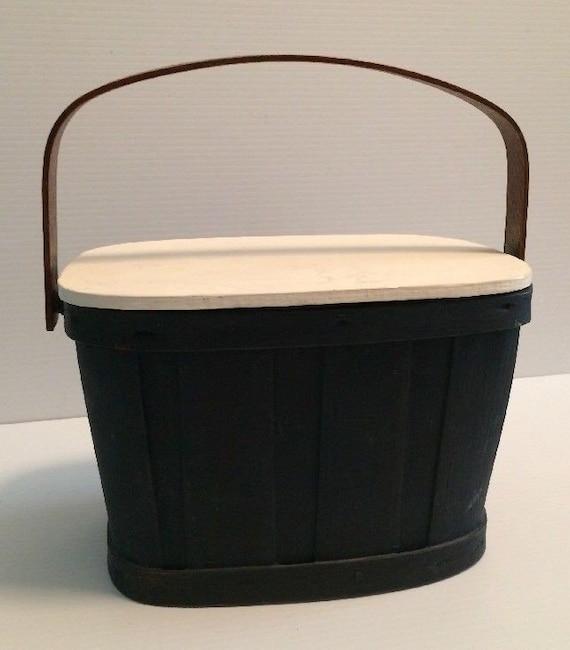 Picnic Basket Handbag