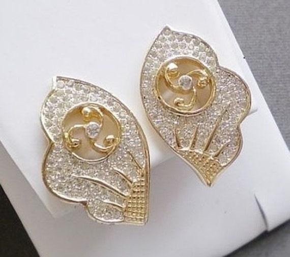 Nettie Rosenstein Collectible Earrings