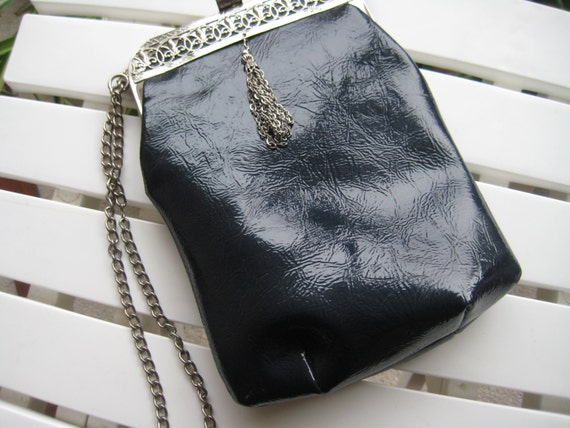 VTG Black Day-to-Evening Bag