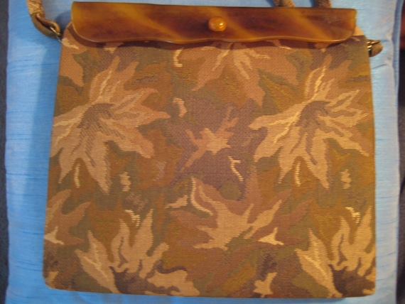 Gorgeous Fall Look Handbag by LaFrance