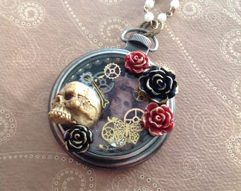 Day Of Dead Pendent