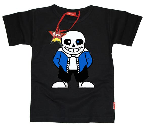 Undertale Custom Personaliz​e Birthday Party Favor Gift T-Shirt