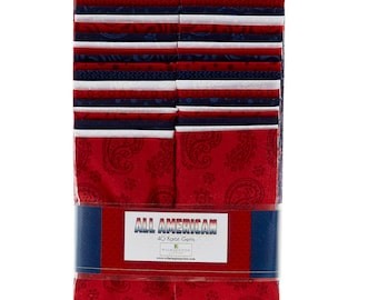 All American 40 Karat Gems Strip Set from Wilmington by the pack