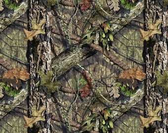Mossy Oak Break-Up Country Camo 46170101-01 from Camelot by the yard
