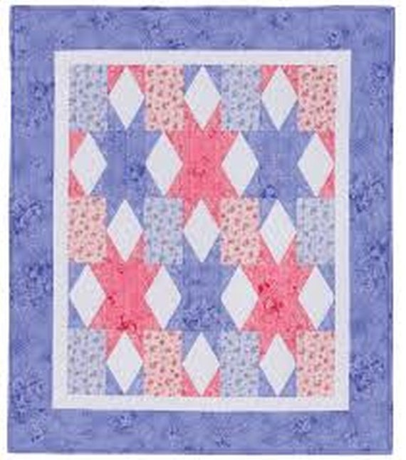 Quilt in a Day Eleanor Burns Quilt Patterns Girls Best Friend
