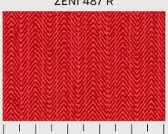 Zenith Red Houndstooth Blender 487R from P & B by the yard