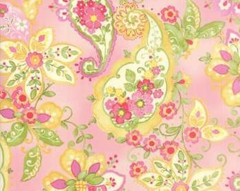 Colette Pink Floral 33050-11 from Moda by the yard