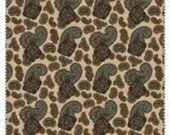 Men's Wear Paisley C4790 by Penny Lane